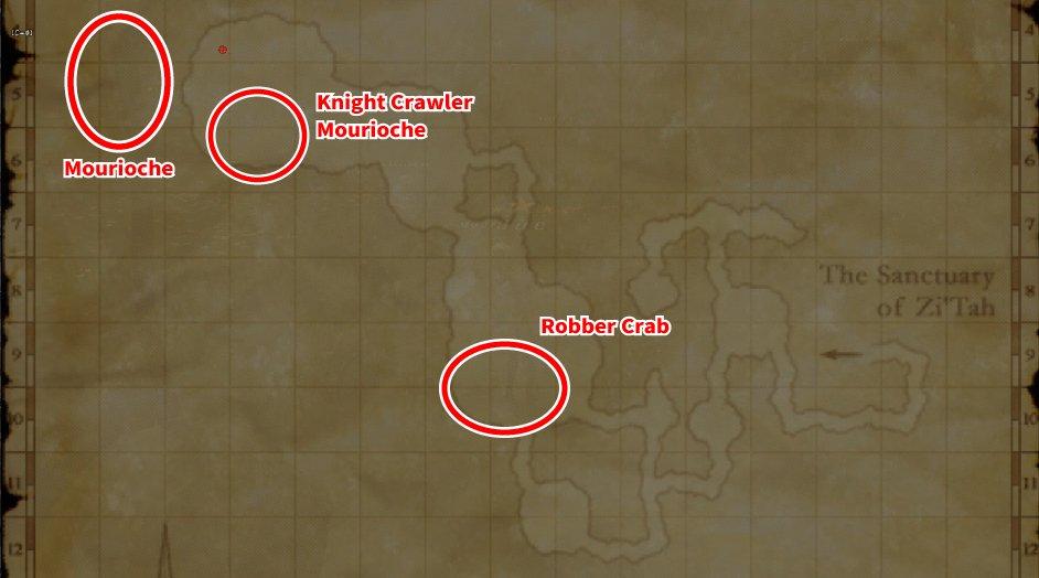 Leveling Map The Boyahda Tree