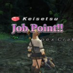 FFXI get Capacity Points