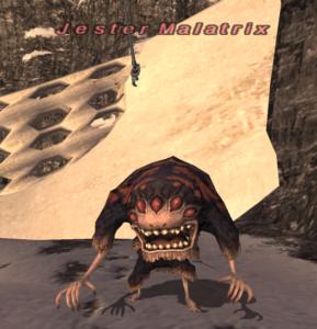 FFXI Unity Wanted NM Jester Malatrix