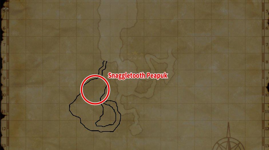 Learning Map the Boyahda Tree 002