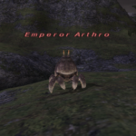 FFXI Unity Wanted NM Emperor Arthro
