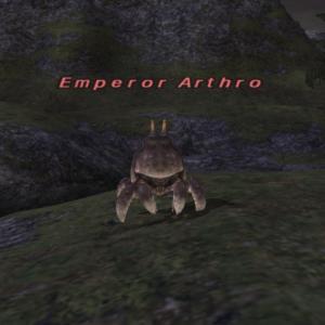 FFXI Unity Wanted NM Emperor Arthro