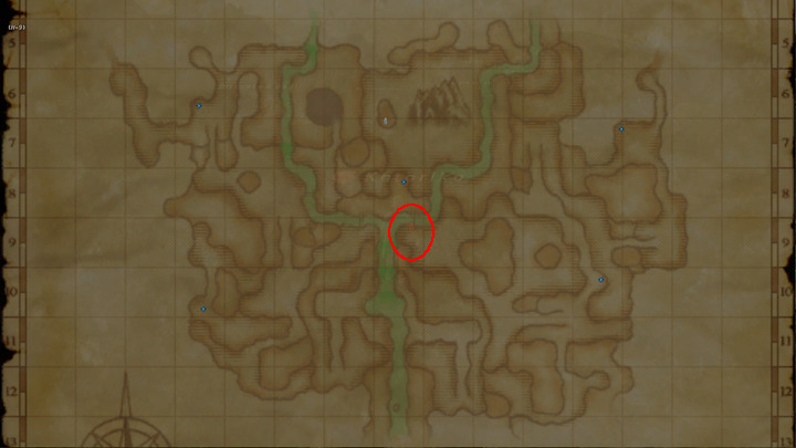 Learning Map Marjami Ravine