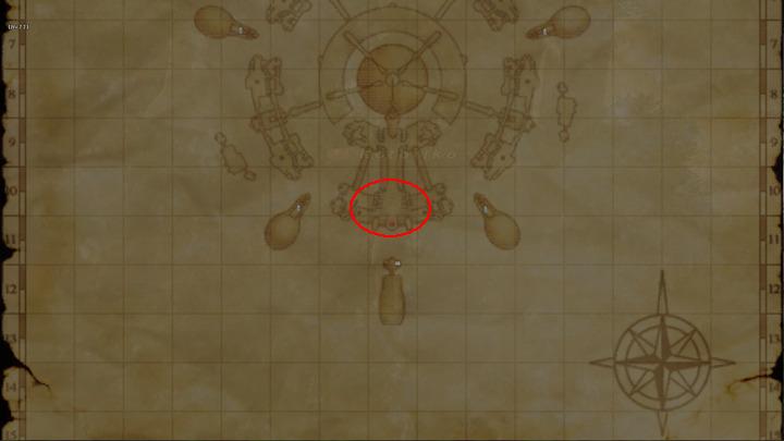 Learning Map Ru'Aun Gurden