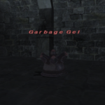 FFXI Unity Wanted NM Garbage Gel