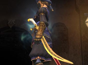 FFXI Ultimate Weapon Tizona
