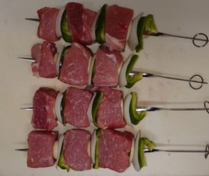 FFXI Meat Mithkabob cooked by Hot Sandwitch Maker 004