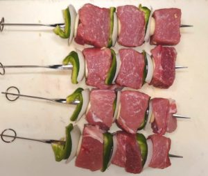 FFXI Meat Mithkabob ooked by Hot Sandwitch Maker 004