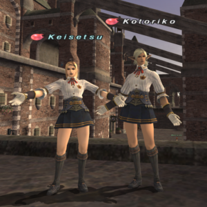 FFXI,How did you join the LS?