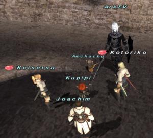 FFXI Unity Wanted2 Centurio XX-I 006