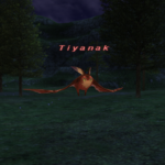 FFXI Unity Wanted NM Tiyanak