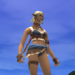FFXI Vacation on Purgonorgo isle