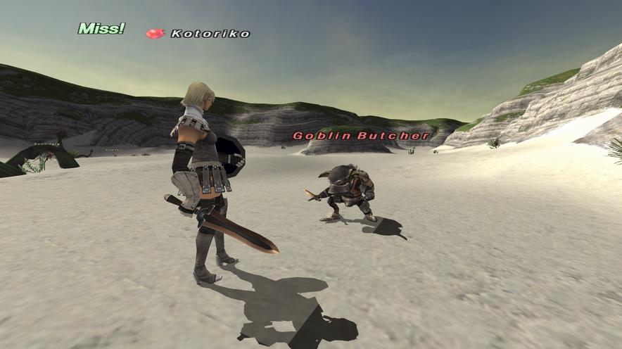 ffxi memories battle in Valkurm Dunes