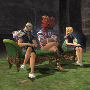 Welcome Back to FFXI