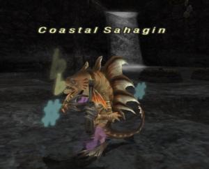 Coastal Sahagin