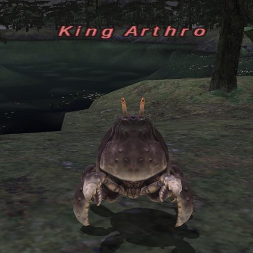 King Arthro