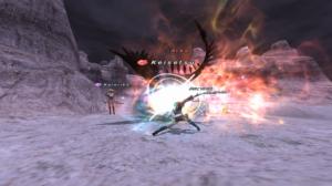 Battle against Arke