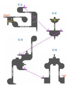 Odyssey Sheol C Map