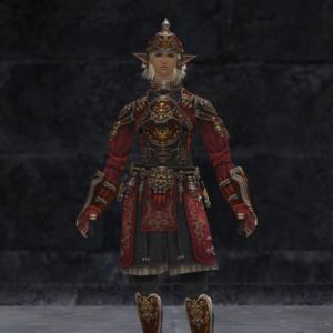 Homam Plate Armor