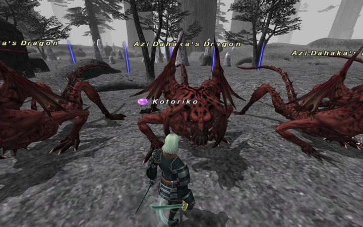 Azi Dahaka's Dragon