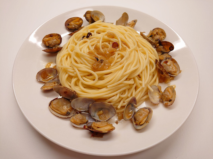 How to cook Vongole-Rosso